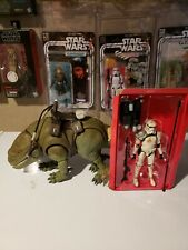Star Wars Black Series 6 Inch Sandtrooper With Dewback Complete