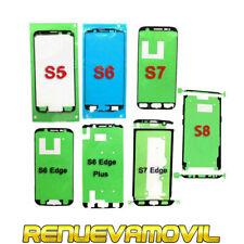 Adhesivo Pantalla LCD Cinta Adhesiva Samsung Galaxy S5 S6 S7 S8 Plus Note 2 3 4