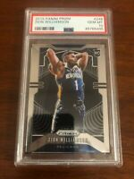 2019-20 PANINI PRIZM BASKETBALL ZION WILLIAMSON ROOKIE #248  PSA 10  GEM MINT !!