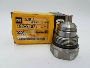 Caterpillar CAT 107-9407 Valve GP Makeup OEM Replacement Stock Part Excavator