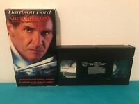 Air force one / L'avion Presidentiel  VHS  & sleeve RENTAL  FRENCH