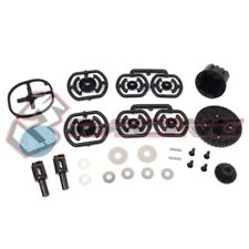 3Racing TT02-09 RC Gear Diff Differential Set For Tamiya TT01E/TT-02 Chassis