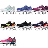 Mizuno Wave Rider 21 Womens Triple Zone Running Shoes Sneakers Trainers Pick 1