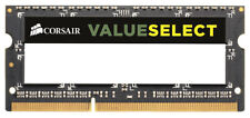 8GB Corsair Value Select DDR3 SO-DIMM 1600MHz CL11 Laptop Memory Module