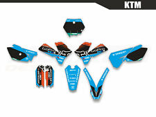 Motard graphics kit for KTM SX 85 2006 2007 2008 2009 2010 2011 2012 Motocross