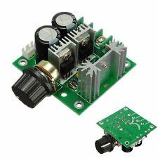 12-40V 10A Regulador Velocidad Control Modulación Interruptor PWM DC Motor 13KHz