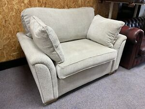 Large Love Seat Armchair Alstons Furniture
