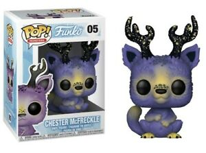 MONSTERS WETMORE FOREST FUNKO POP 05 CHESTER MCFRECKLE FALL 9 CM INVERNO FANTASY