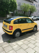 Audi A2 colour storm imolagelb top Zustand