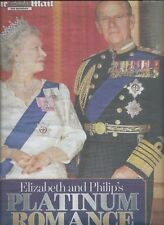 QUEEN ELIZABETH AND PHILIP'S 70th WEDDING ANNIVERSARY MAGAZINE Mail on Sunday