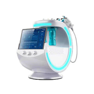 7in1 Hydra Water Peel Microdermabrasion hydro Dermabrasion Machine skin Analyzer