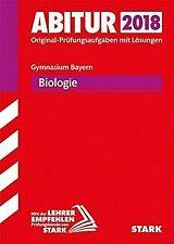 Abiturprüfung Bayern - Biologie   Buch   Zustand gut