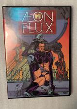 Aeon Flux Dvd Animated Anime Mtv 1996