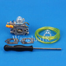 2-stroke Carburetor for Ryobi RY30530 RY30550 RY30570 RY30931 RY30951 carb kit