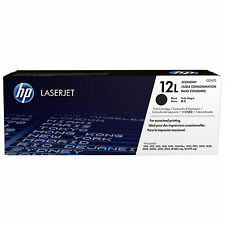 ORIGINALE TONER HP Q2612L BK NERO PER HP LaserJet 1010 1012 1015 1018 1020 1022