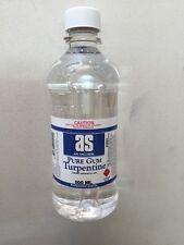 Art Spectrum Pure Gum Turpentine 500ml