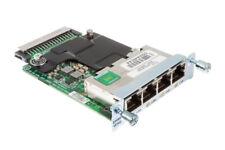 Cisco Router 1900 2900 3900 EHWIC-4ESG Gigabit Switch new | 6M Warranty