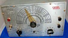 Eico Audio Generator Sine And Square Wave Model 377