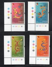 Hong Kong China 2000, Year of the Dragon