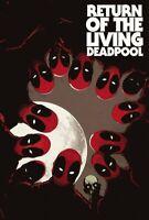 Return of the Living Deadpool GN Cullen Bunn Nicole Virella Jay Shaw TPB New NM