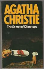 THE SECRTET OF CHIMNEYS AGATHA CHRISTIE PAPERBACK BOOK