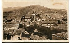 1940 Randazzo Coll. San Basilio Ginnasio Quart. S. Nicola Salesiani FP B/N VG