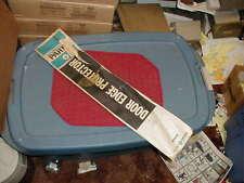 NOS MOPAR 1967-8 PLYMOUTH FURY SPORT FURY DOOR EDGE GUARDS