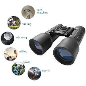 New Compact & Powerful 10x42 Binoculars 10x40 Roof Prism Birdwatching Astronomy