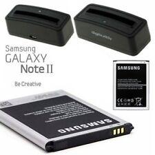Batterie Pile Samsung EB595675LU + Station de Charge pour SC-02E Galaxy Note 2