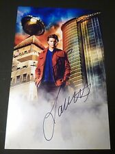 """TOM WELLING+1 Hand-Signed """"SMALLVILLE -Clark Kent -Superman"""" 11x17 Photo (PROOF)"""