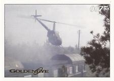 James Bond Archives 2015 - 071 GoldenEye Gold Parallel Card #103/125