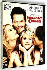 DVD INNAMORATI CRONICI 1997 Commedia Meg Ryan Matthew Broderick