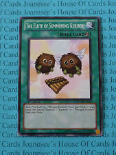 The Flute of Summoning Kuriboh RYMP-EN022 Common Yu-Gi-Oh Card 1st Edition New