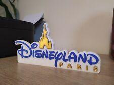 logo disneyland paris à exposer collection disney sign display