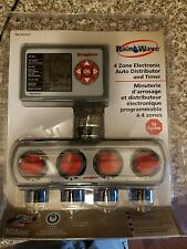 Rain Wave 4 zone electronic auto distributor and timer