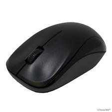 Genius NX7000 Wireless Optical Mouse Wifi Portable USB Receiver for PC Black