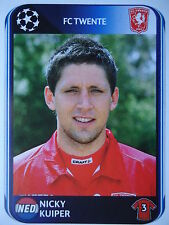 PANINI 62 Nicky KUIPER TWENTE ENSCHEDE UEFA CL 2010/11