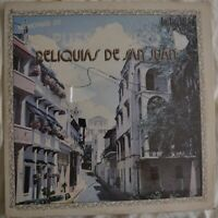 Memorias de Puerto Rico - Reliquias de San Juan -LP Vinyl Record New! Sealed!