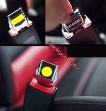 Voiture Siège Sécurité Boucle de Ceinture Alarme Bouchon Pince Clip pour Mercedes Benz Série