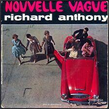 RICHARD ANTHONY NOUVELLE VAGUE / Pochette VOITURE 45T EP BIEM COLUMBIA ESRF 1237