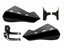 Black Hand Guards by Polisport Honda XL700 V/VA Transalp 12.