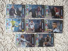PANINI ADRENALYN XL CHAMPIONS LEAGUE 2012/13  GAME CHANGER  complete set update
