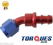 AN -4 (-4 JIC AN4 4AN) 30 Degree Push-On Fuel Hose Fitting