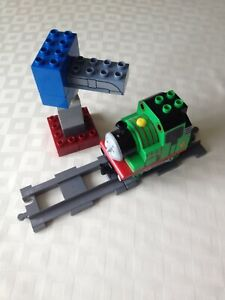 Lego Duplo 5556 Percy at the Water Tower (Thomas & Friends)100% complete, no box
