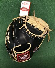 "Rawlings Heart of the Hide R2G 33"" Baseball Catchers Mitt - PRORCM33-23BC"