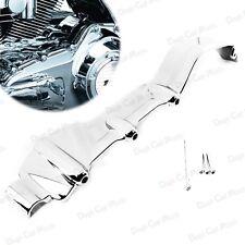Chrome Inner Primary Covers For Harley Touring Street Glide FLHX FLHR 09-16