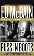 Matthew Hope: Puss in Boots by Ed Mcbain (2016, CD, Unabridged)