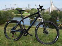 Ebike E-Bike Mountainbike MTB Bavarian Cross 25km/h 250W Unsichtbare Batterie V1