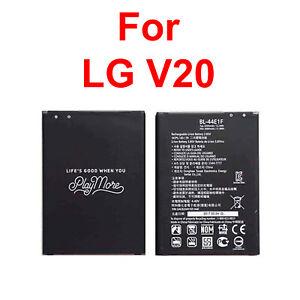 New Battery LG BL-44E1F For LG V20 Stylo 3 H910 H918 V995 LS997 Replacement A+