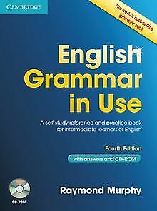 English Grammar in Use with Answers and CD-ROM: A Self-S...   Buch   Zustand gut